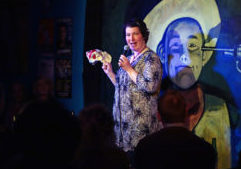 Elaine Miller Pelvis Physiotherapist and comedian