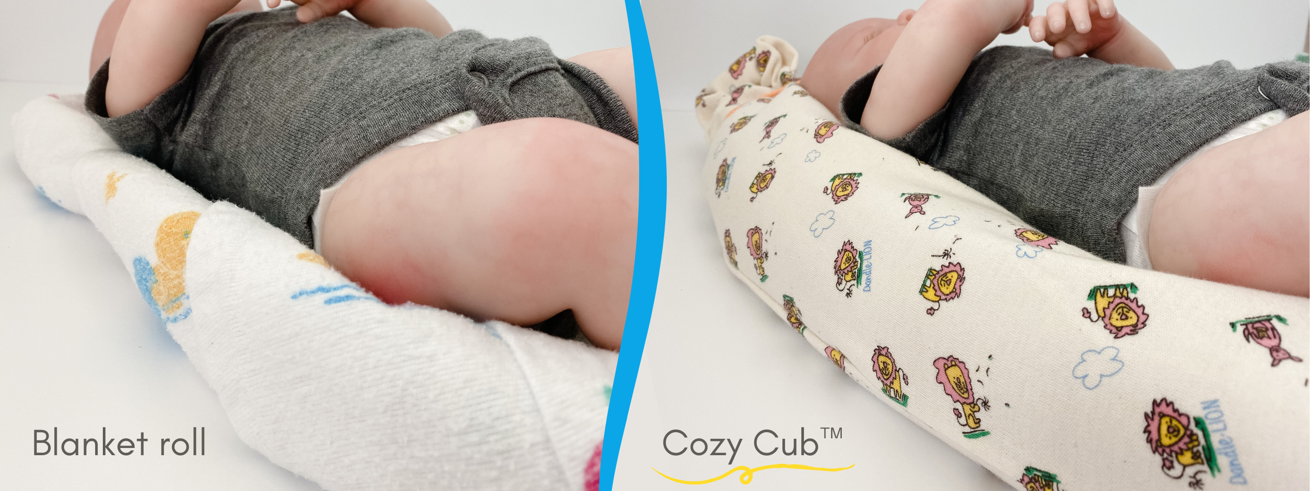 cozy cub vs blanket roll